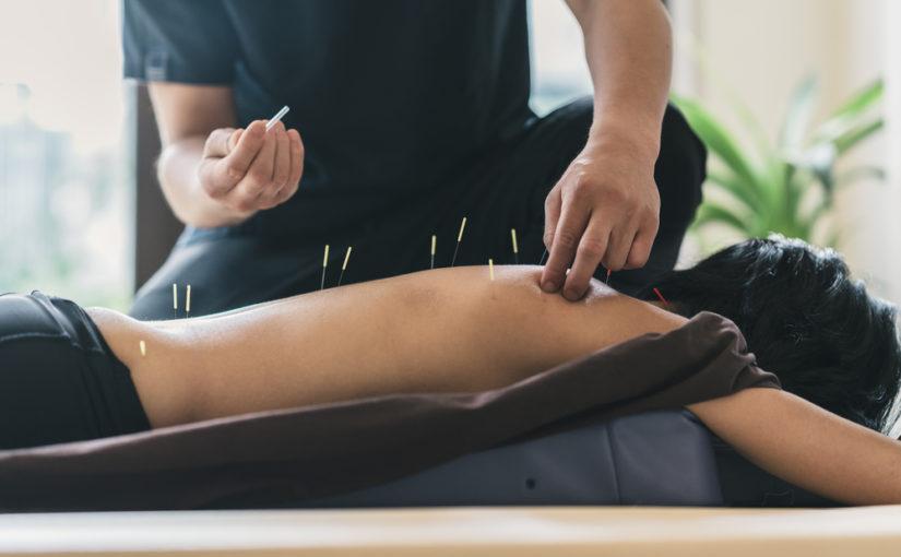 acupuntura contracturas musculares