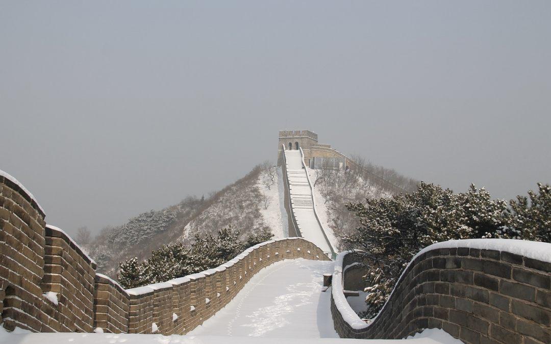 invierno china
